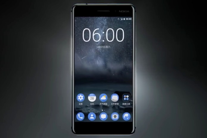 The company's very popular Nokia 6 handset