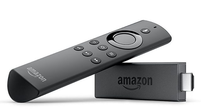 FIRE tv dongle