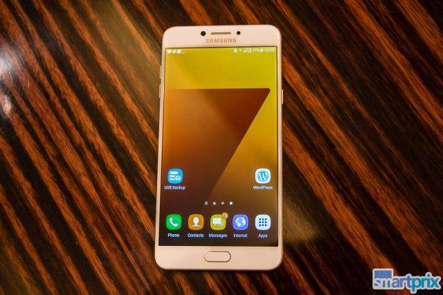 Samsung Galaxy C7 Pro (2)