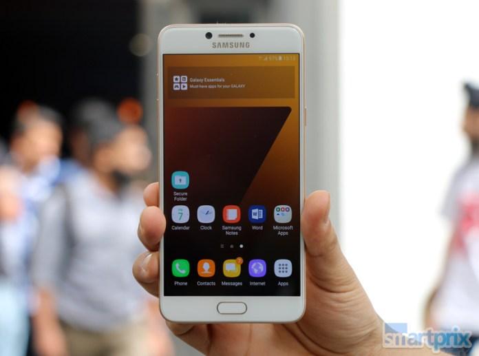 Samsung Galaxy C7 Pro (5)
