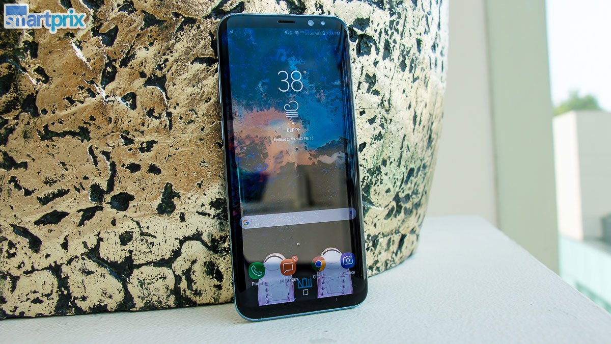Samsung Galaxy S8 Plus Detailed Review With Benchmarks, Pros