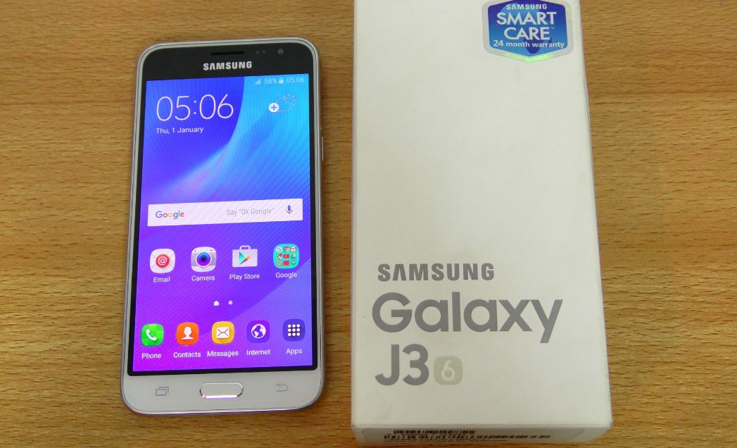 samsung galaxy j3 pro with 4g volte and 5 inch amoled display at rs 8 490 smartprix bytes