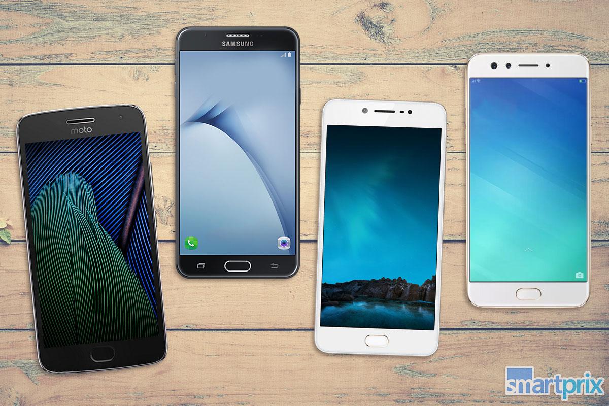 8 Best Phones With Front Fingerprint Sensor Under 20,000 INR