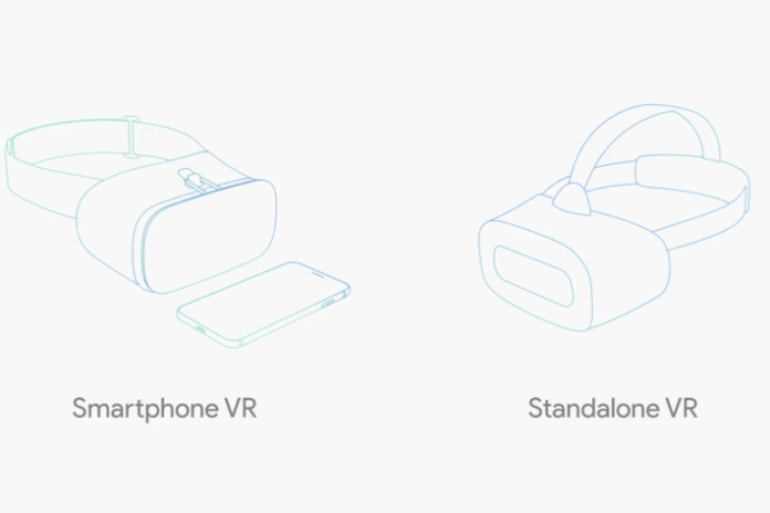 stand alone vr headsets