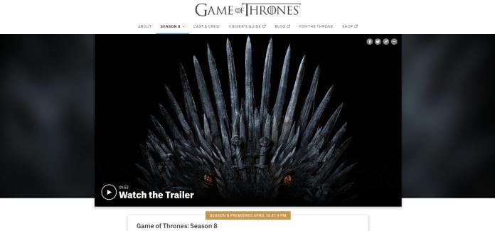 Game Of Thrones Season 8 wallpaper