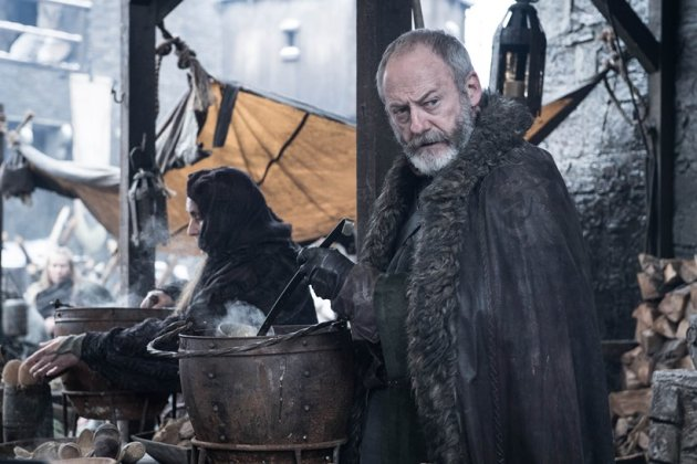 Davos Seaworth- a loyal friend to Jon Snow| Image credit: Game of thrones, HBO
