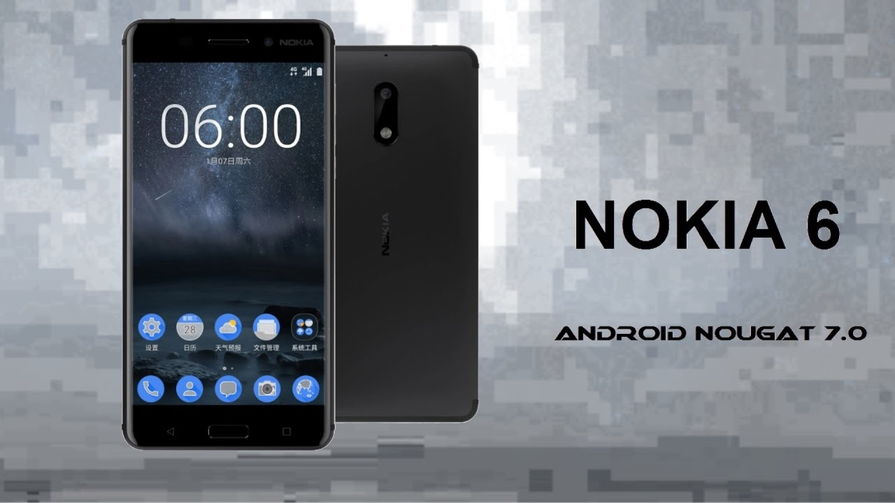 separation shoes 83251 fa83d Best Nokia 6 Cases, Back Covers and Tempered Glasses - Smartprix Bytes