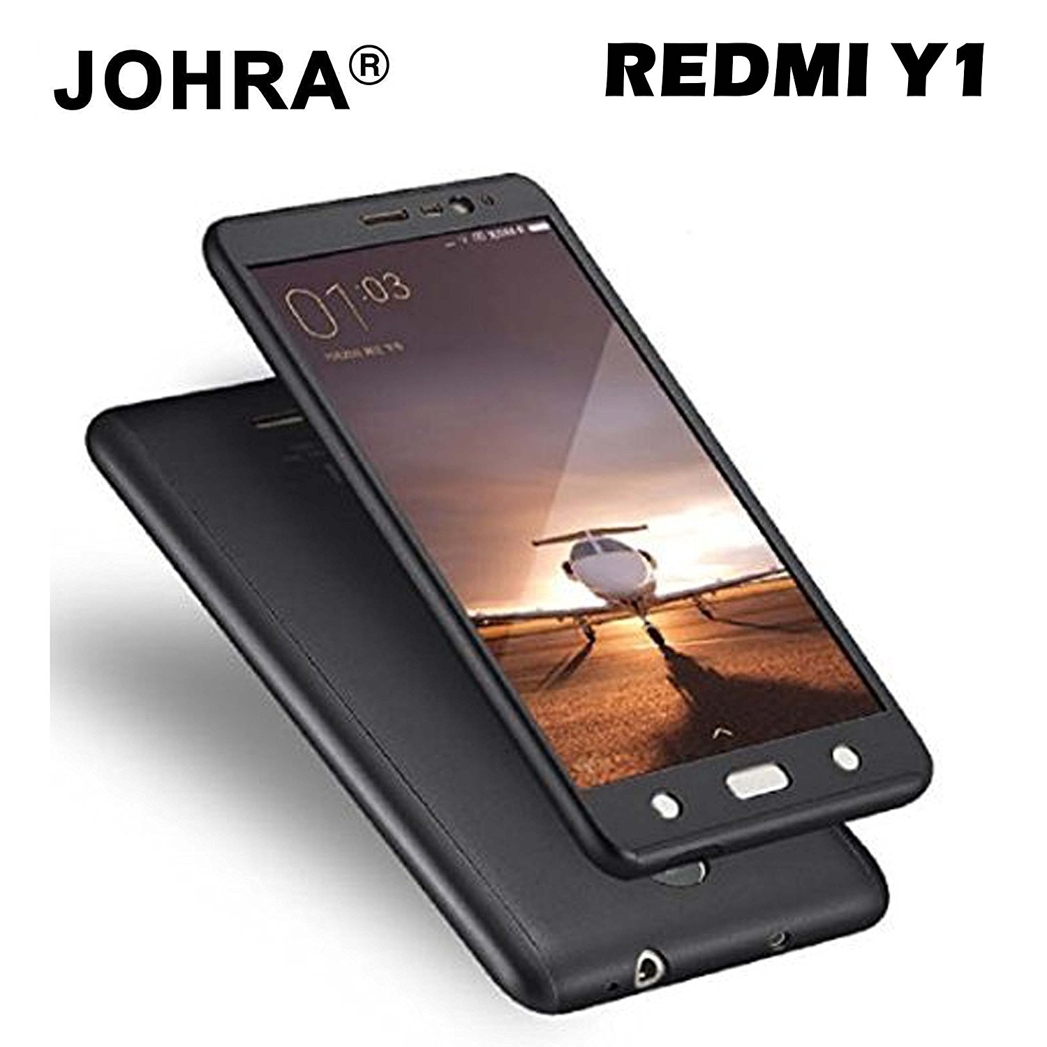 huge discount 6374c 85081 8 Best Xiaomi Redmi Y1 Back Covers, Cases and Tempered Glasses ...