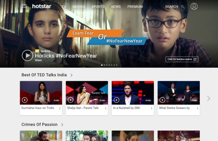 best free movies app in india