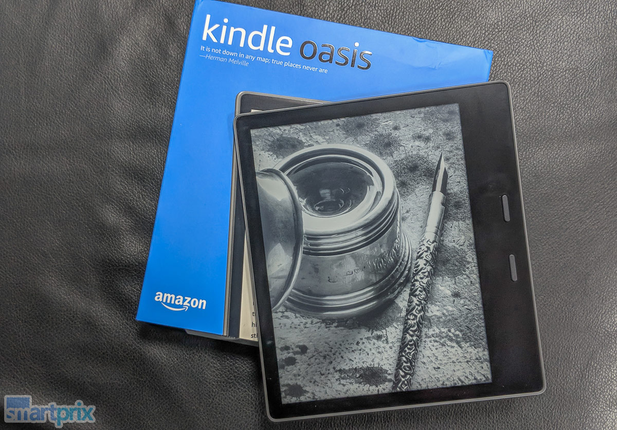 13 Kindle Oasis 2017 (9th generation) Tips, Tricks, and