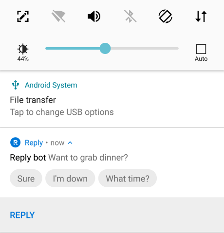 Google Reply adds suggested smart replies for quick response to