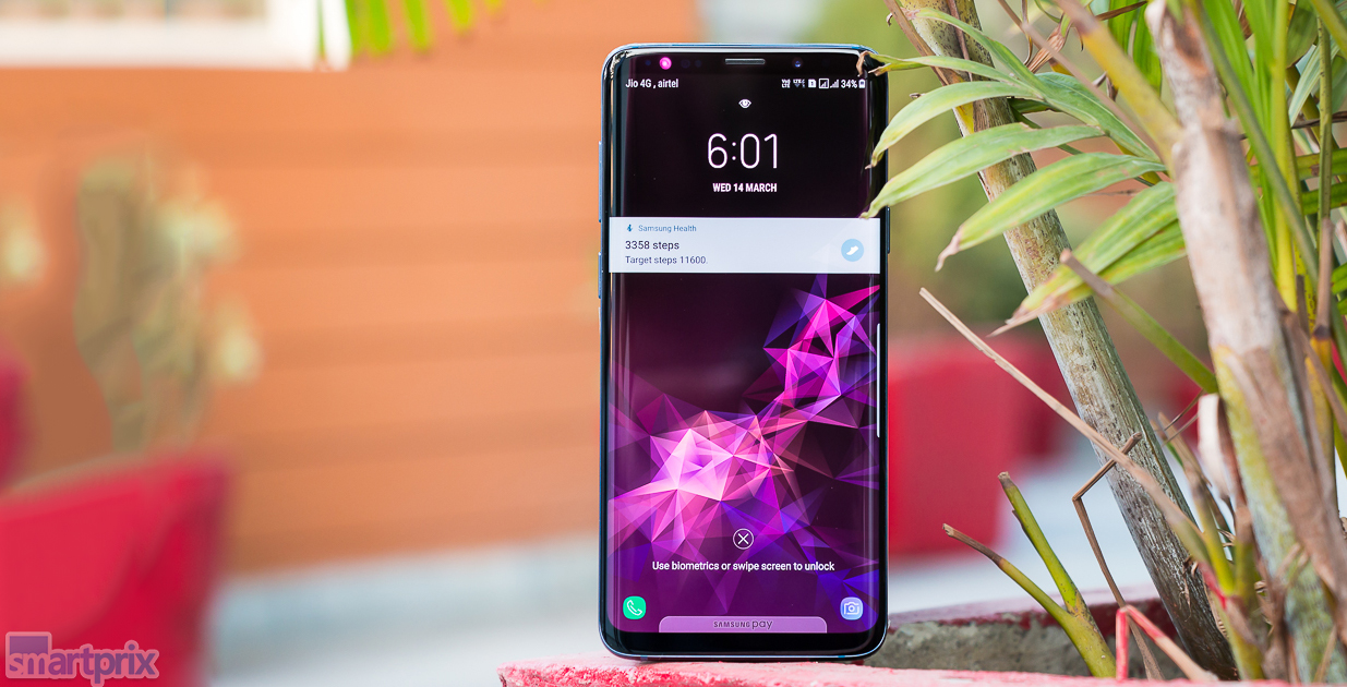 Samsung Galaxy S9 Plus Running Android Pie Shows Up On GFXBench