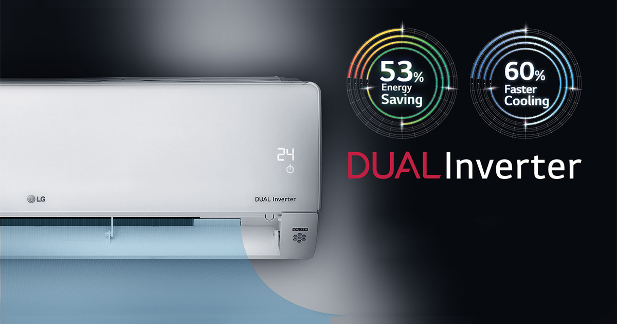 Lg Launches Bevy Of New Dual Inverter Acs With Iseer Rating In India