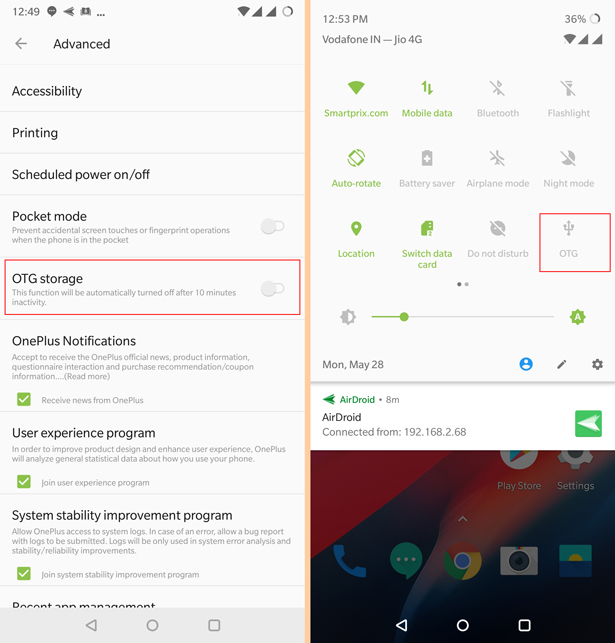 18 OnePlus 6 Hidden Feature, Useful Tips and Tricks