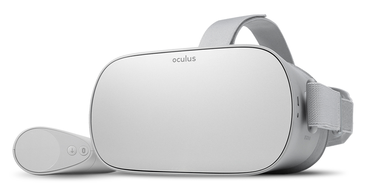 a16ffb37d25 New Facebook-owned Oculus Go VR headset