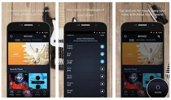 Top 10 Best Music Streaming Apps available in India - Smartprix Bytes