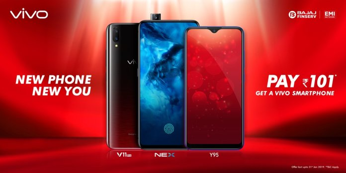 Vivo New Year New Phone Offer 101