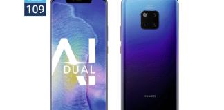 Huawei Mate 20 Pro (Source: Dxomark.com)