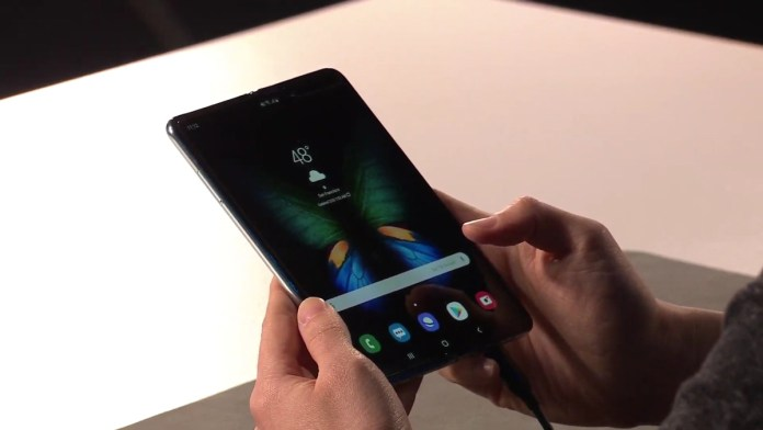 Return of Samsung Galaxy Fold with spen and 8-inch display