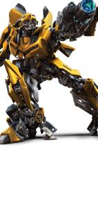 Transformers Bumblebee Samsung Galaxy S10 wallpaper