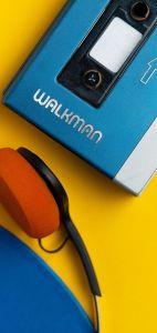 Samsung Galaxy S10 Walkman Wallpaper