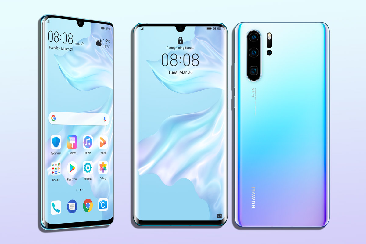 Huawei P30 Pro and P30 Lite launched in India with