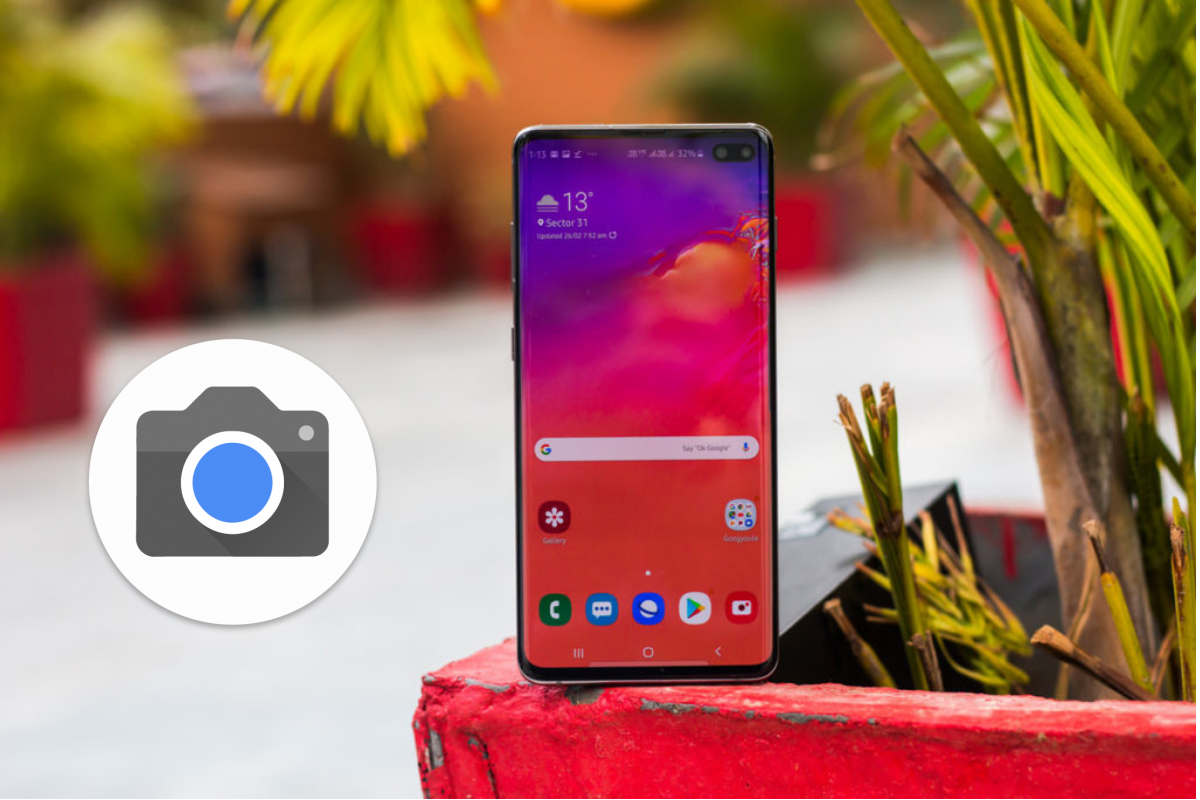 How To Install Google Pixel Camera On Samsung Galaxy S10