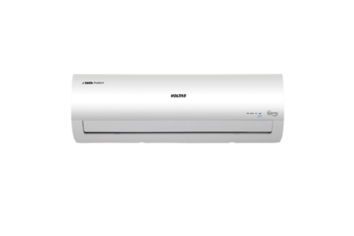 93e8f453df9 Voltas is a popular AC brand name from the TATA group. This 1 ton 3-star AC  features 2 stage filtration