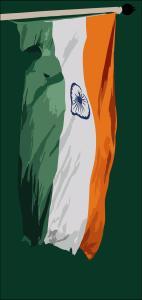 Indian Flag Samsung Galaxy S10 Wallpaper
