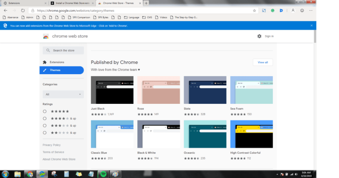 Microsoft Edge is now based on Chromium: Here are all new