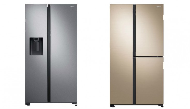 Samsung SpaceMax side-by-side refrigerator series released