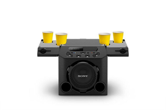 Sony Portable Speaker GTK_PG10_