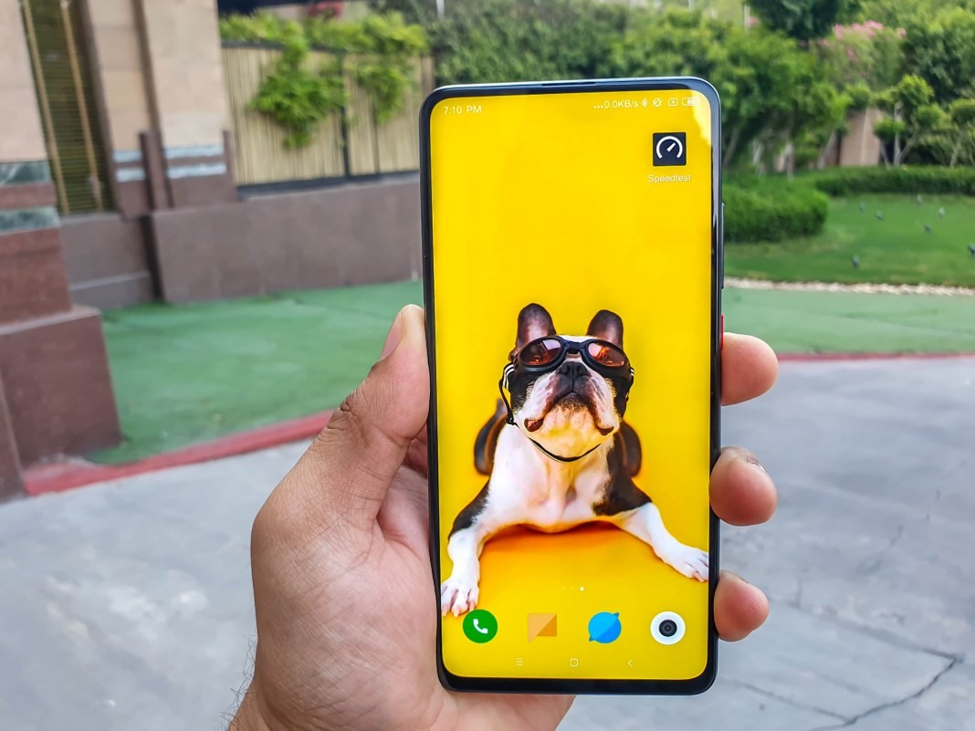 Xiaomi Redmi K20 Pro Display review