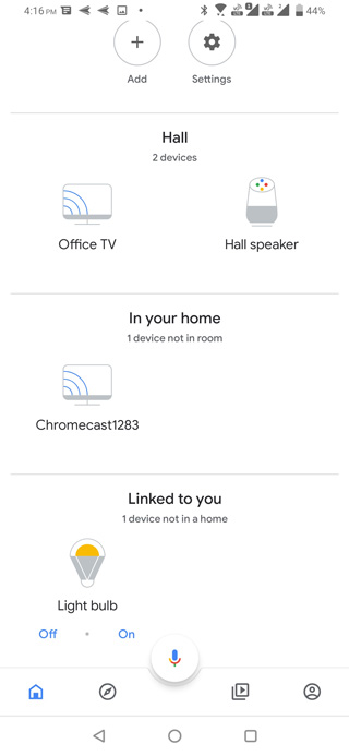 How to connect Xiaomi Mi LED smart bulb to Google Home or