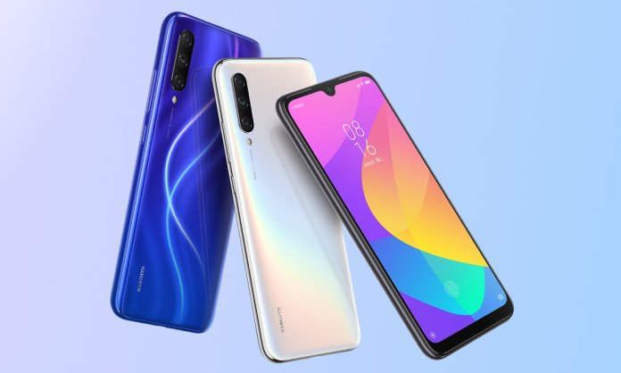 Xiaomi Mi CC9 series launched