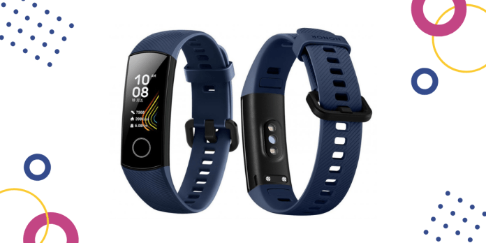 Honor Band 5 launched in China