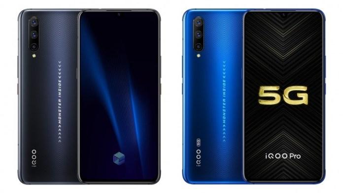 Vivo iQOO Pro with SD855+