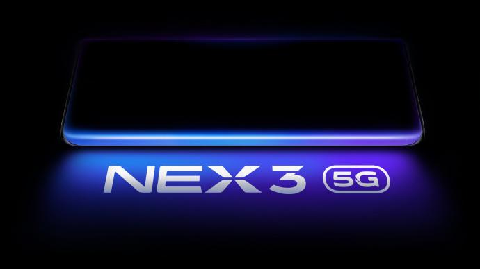 Vivo Nex 3 with 5G