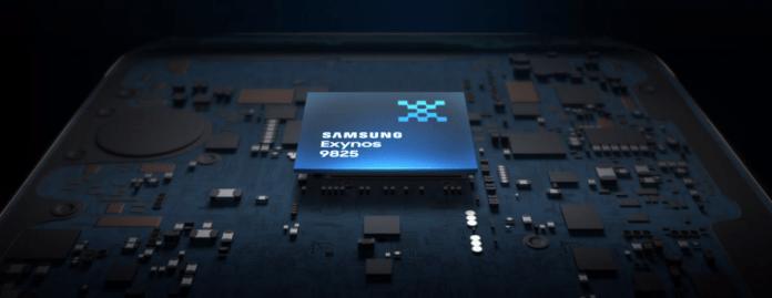 Samsung Exynos 9825 announced