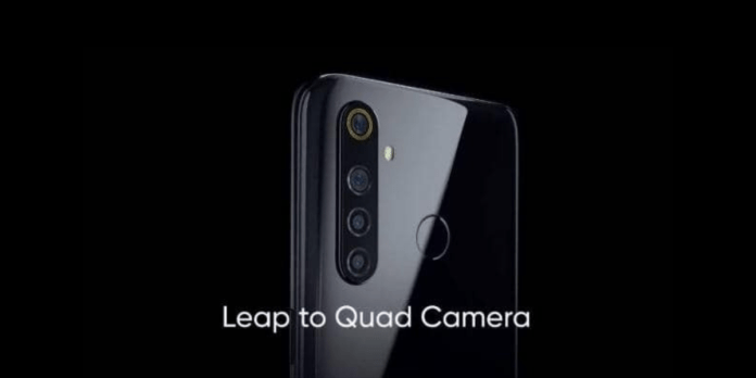 Realme 5 Pro 48Mp Quad Camera