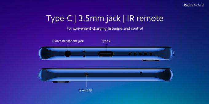 Redmi Note 8 Pro, Note 8