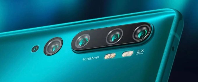 Best Smartphones With 108MP camera sensor