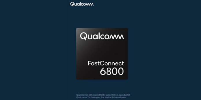 Qualcomm FastConnect 6800 Dual WiFi
