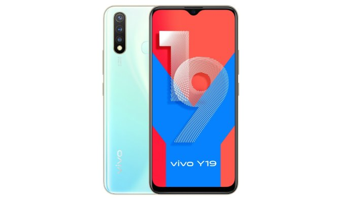 Vivo Y19 launched in India