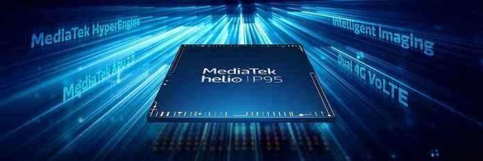 MediaTek P95 goes official