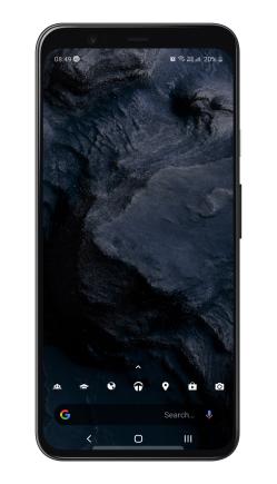 How To Install Miui 12 Super Wallpaper On Samsung Oneplus Vivo Realme Phones Smartprix Com