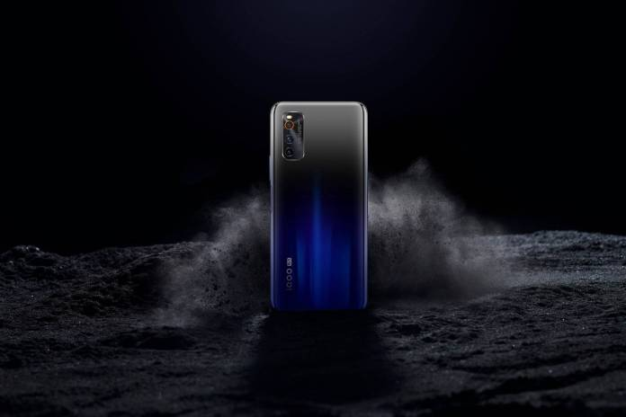 iQOO Neo 3 5G مع شاشة 144 هرتز ، أصبح Snapdragon 865 رسميًا 2