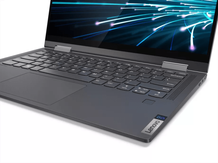 Lenovo Flex 5G or Lenovo Yoga 5G goes official as world's first 5G laptop