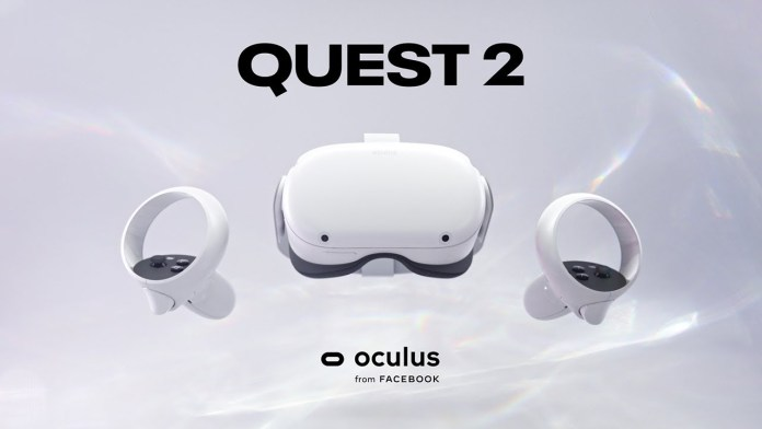 Oculus Quest 2 goes official