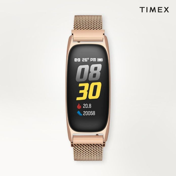 Timex fitness band launched in India